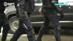 Задержания в Петербурге, полиция бьет электрошокерами