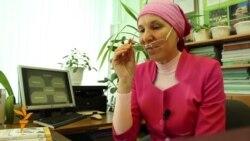 Һанна Сөләйманова – Чаллының 79нчы лицей-интернаты укытучысы