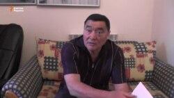 Рамазан Есергепов на голодовке
