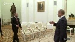 Պուտին-Ալիև հանդիպումից 1 շաբաթ անց ՌԴ ղեկավարը հանդիպելու է Փաշինյանի հետ