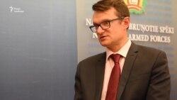 Понад 10 років Росія відкидає пропозиції щодо додаткових інспекцій військових навчань – держсекретар МО Латвії (відео)