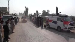 Deadly Gunbattle At Peshawar Military Base