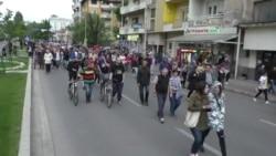 Петти ден протест против полициска бруталност