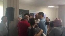 Incident tokom javne rasprave o gondoli