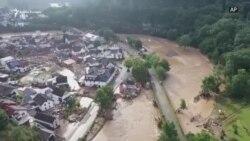 Vërshime katastrofike në Gjermani