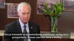 Senator Džonson: Ugledajte se na Makedoniju
