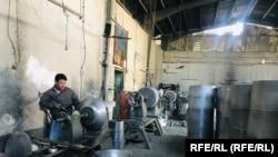 کارخانه در شهرک صنعتی هرات