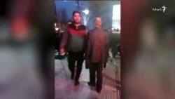 اعتراض خیابانی در همدان، نهم دی ماه
