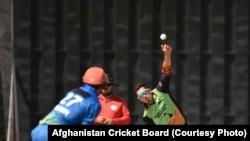 آرشیف، جریان یکی از مسابقات لیگ شپگیزه در کابل.