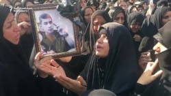 Iranian City Mourns Victims Of Military Parade Attack