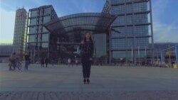 Маршрут по Европе. Железнодорожный вокзал | Видеоуроки «Elifbe» (видео)