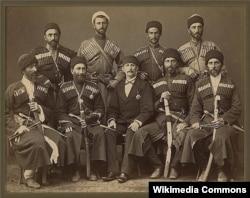 Северокавказцы в Турции