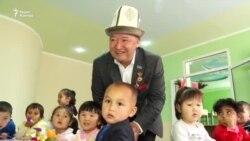 Трудовой мигрант построил в родном селе детсад