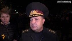 Солдати, які вимагають демобілізації, діють на руку Путіну – Полторак