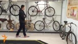Казанда велосипед тарихы музее ачылды