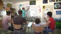 Emran kreće u beogradsku školu