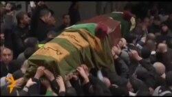 У Бейруті поховали вбитого політика Мухаммада Шаттаха
