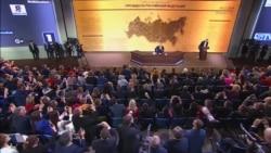 Как оценивают Путина участники первой пресс-конференции 2001 года