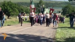Pro-Russian Separatists Mark MH17 Anniversary