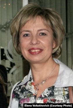 Елена Войтехович