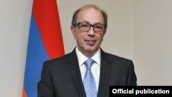 Министр иностранных дел Армении Ара Айвазян (архив)