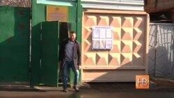 Алексей Навальный вышел из-под ареста