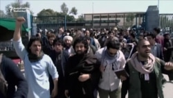 Afghans Protest Killing Of Rohingya In Burma