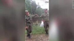 Военные взяли пруд под контроль