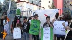 Грузинські жінки проти «перевірки цноти»
