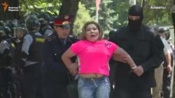 Полиция ондаған адамды ұстады