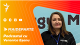Moldova, Cover wide for Podcast Mai departe, 28 April 2021
