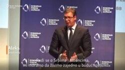 Vučić i Tači traže podršku za rešenje za Kosovo