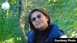"""Angela Casariu, profesoară de istorie la Colegiul Național """"Mihail Sadoveanu"""" din Pașcani"""