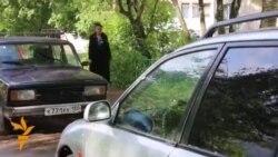 Бухоролик таксичи аёл Россияда қолмоқчи