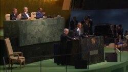 Путін і Обама представили свої версії подій в Сирії та Україні