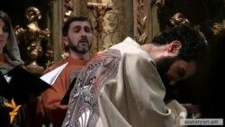 Տիգրան Համասյանը Պրահայում ներկայացրեց հոգևոր երաժշտություն