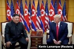 Несмотря на то что Ким Чен Ын не раз лично встречался с Дональдом Трампом, США ввели новые жесткие санкции против КНДР
