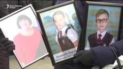 Protest u Kemerovu: 'Ko je zaista kriv'