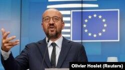 Президент Европейского совета Шарль Мишель (архив)