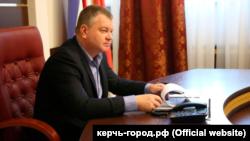 Глава российской администрации Керчи Сергей Бороздин