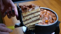 Goulash For Dessert? Hungarian Makes Cakes, But Not As We Know Them