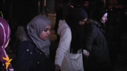 Muslims Form 'Ring Of Peace' Around Oslo Synagogue