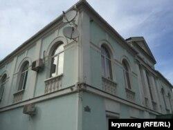 Будівля Меджлісу, Сімферополь