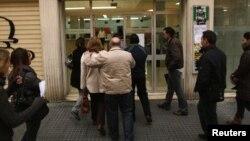 Pamje nga Malaga në Spanjë