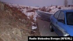 Регионалниот пат Битола - Мариово.
