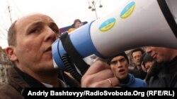Андрей Парубий, секретарь Совета безопаности и обороны Украины.