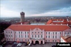 Здание Рийгикогу ‒ парламента Эстонии, Таллинн