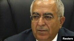 Экс-премьер Палестинской автономии Салам Файяд