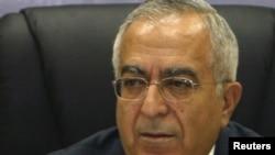 Премьер-министр Палестинской автономии Салам Файяд