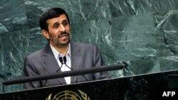 محمود احمدینژاد در شصت و پنجمین مجمع عمومی سازمان ملل
